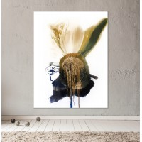 Melting Crown Rising - Limited Edition Canvas Print