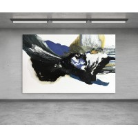 Subsided Collision I - Limited Edition Canvas Print